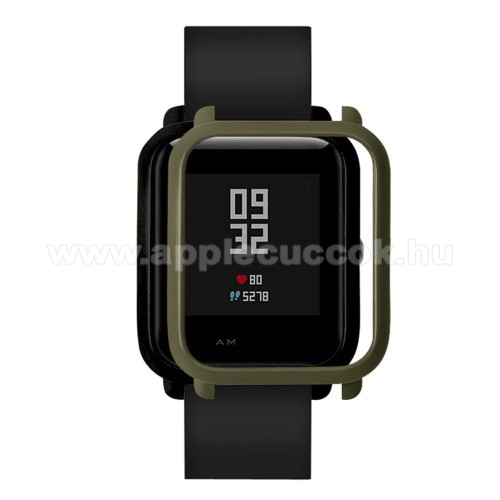 M?anyag v�d? tok / keret - S�T�TZ�LD - Xiaomi Amazfit Bip / Huami Amazfit Smart Watch Youth Edition