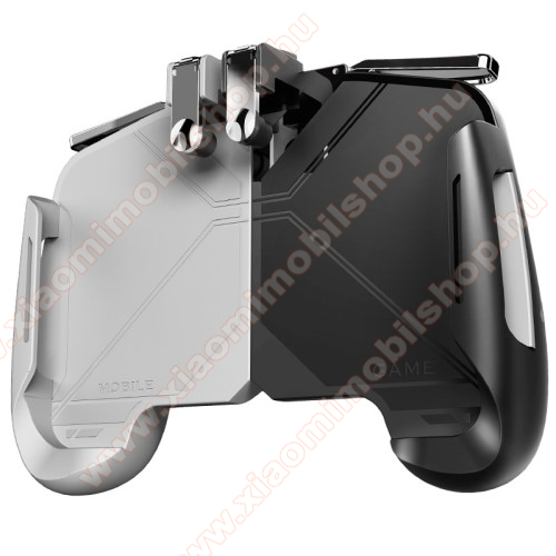 Xiaomi MI-2sMEMO AK16  UNIVERZÁLIS kontroller / Joystick - ravasz FPS játékokhoz, PUBG-hez ajánlott, maximális magasság 82mm, szélesség 173mm - FEHÉR / FEKETE - GYÁRI