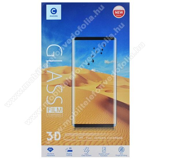 APPLE iPhone 7MOCOLO előlap védő karcálló edzett üveg, TELJES KIJELZŐT VÉDI - FEHÉR - 3D, 9H, 0,33mm, Arc Edge, A teljes felületén tapad! - APPLE iPhone SE (2020) / APPLE iPhone 7 / APPLE iPhone 8 / APPLE iPhone 6 / APPLE iPhone 6S - GYÁRI