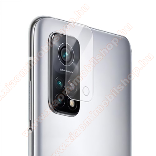 MOCOLO kamera lencsevédő karcálló edzett üveg, 9H, 0,33mm, 1db - Xiaomi Mi 10T 5G / Mi 10T Pro 5G / Redmi K30S - GYÁRI