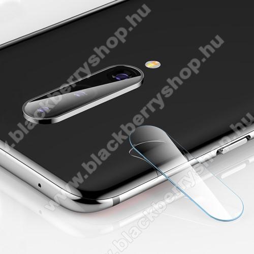 MOCOLO kameravédő üvegfólia - 2db, törlőkendővel, 9H - OnePlus 7 Pro / OnePlus 7 Pro 5G / OnePlus 7T Pro - GYÁRI