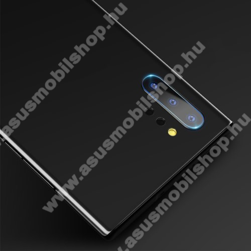 MOCOLO kameravédő üvegfólia - Ultra Clear, 1db - Samsung Galaxy Note10+ (SM-N975F) / Samsung Galaxy Note10+ 5G (SM-N976F) - GYÁRI