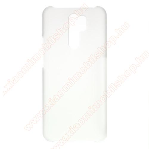 Műanyag védő tok / hátlap - ÁTLÁTSZÓ - Hybrid Protector - Xiaomi Redmi 9 / Xiaomi Redmi 9 Prime