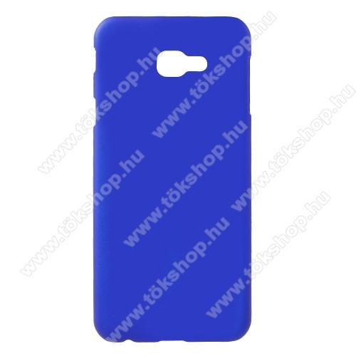 Műanyag védő tok / hátlap - Hybrid Protector - SÖTÉTKÉK - SAMSUNG SM-J415F Galaxy J4+