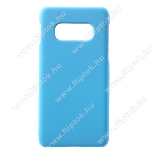 Műanyag védő tok / hátlap - Hybrid Protector - VILÁGOSKÉK - SAMSUNG SM-G970F Galaxy S10e