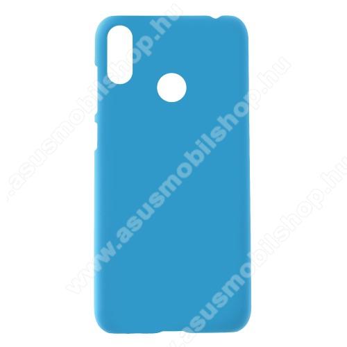 Műanyag védő tok / hátlap - Hybrid Protector - VILÁGOSKÉK - ASUS Zenfone Max (M2) (ZB633KL)