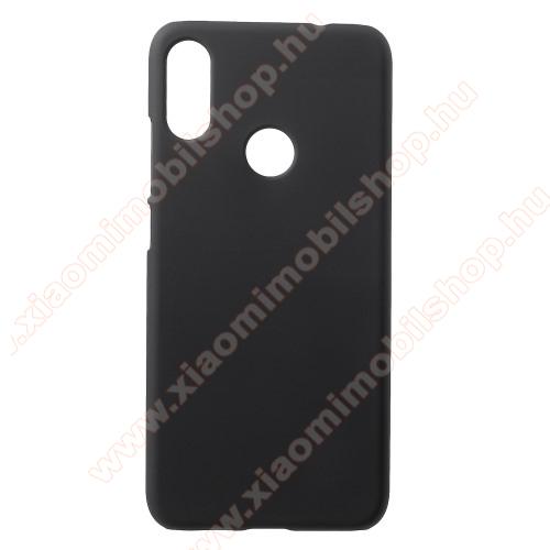 Xiaomi Redmi Note 7Műanyag védő tok / hátlap - Hybrid Protector - FEKETE - Xiaomi Redmi Note 7 / Xiaomi Redmi Note 7 Pro / Xiaomi Redmi Note 7S