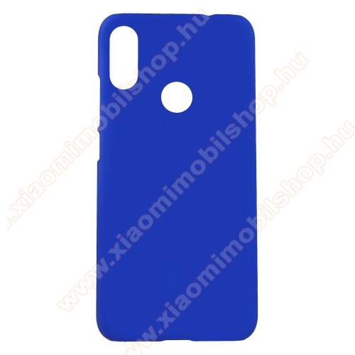 Xiaomi Redmi Note 7Műanyag védő tok / hátlap - Hybrid Protector - SÖTÉTKÉK - Xiaomi Redmi Note 7 / Xiaomi Redmi Note 7 Pro / Xiaomi Redmi Note 7S