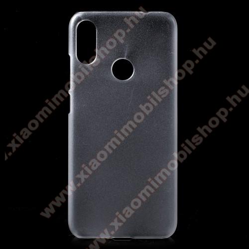 Xiaomi Redmi Note 7Műanyag védő tok / hátlap - Hybrid Protector - ÁTLÁTSZÓ - Xiaomi Redmi Note 7 / Xiaomi Redmi Note 7 Pro / Xiaomi Redmi Note 7S