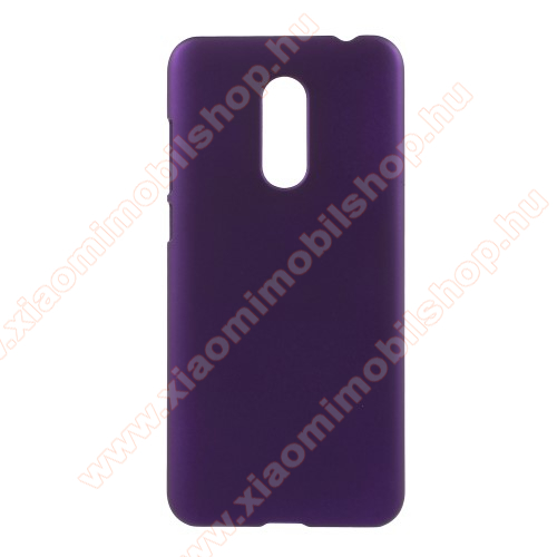 Műanyag védő tok / hátlap - LILA - Hybrid Protector - XIAOMI Redmi Note 5 / XIAOMI Redmi 5 Plus