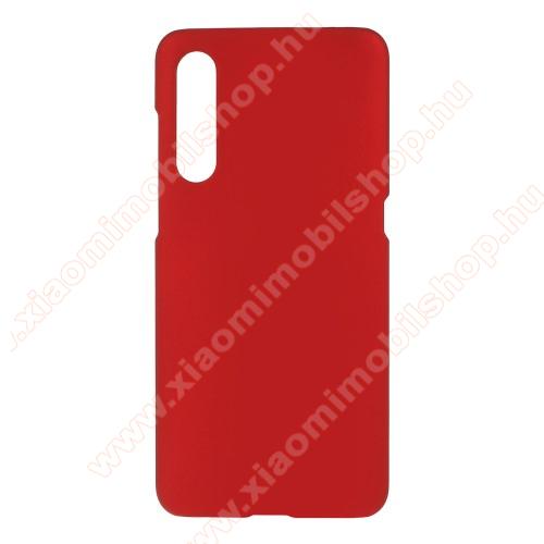 Műanyag védő tok / hátlap - PIROS - Hybrid Protector - Xiaomi Mi 9 / Xiaomi Mi 9 Explorer
