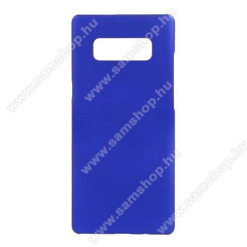 Műanyag védő tok / hátlap - SÖTÉTKÉK - Hybrid Protector - SAMSUNG SM-N950F Galaxy Note8