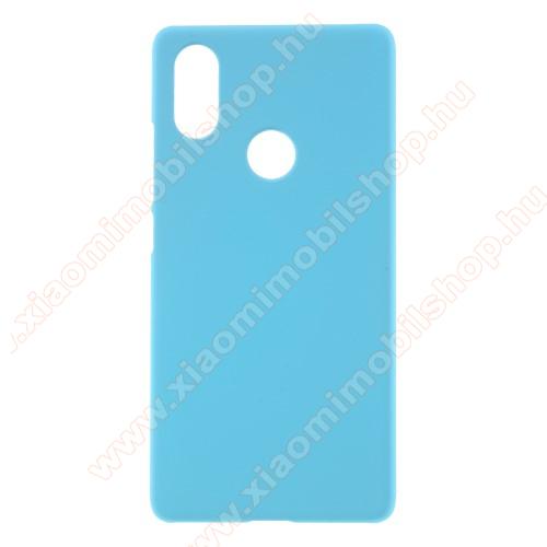 Műanyag védő tok / hátlap - VILÁGOSKÉK - Hybrid Protector - Xiaomi Mi 8 SE