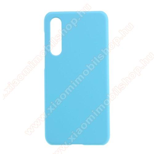 Műanyag védő tok / hátlap - VILÁGOSKÉK - Hybrid Protector - Xiaomi Mi 9 SE