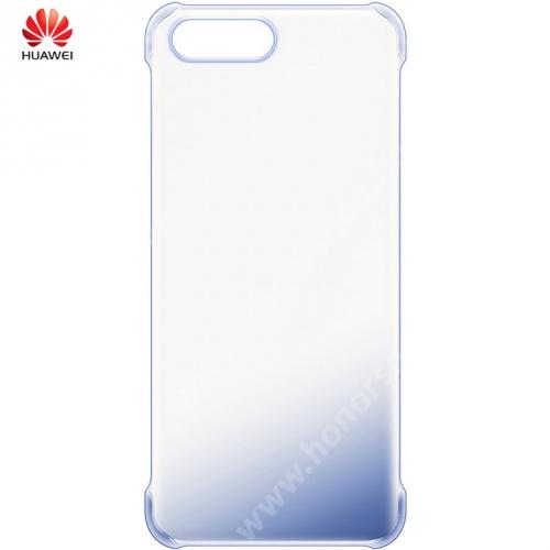 HUAWEI Honor View 10 Műanyag védőtok (színátmenet) KÉK - 51992291 - Huawei Honor View 10 - GYÁRI