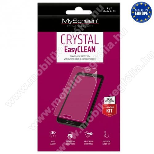 MYSCREEN képernyővédő fólia - Clear - 1db, törlőkendővel - SONY Xperia XZ (F8331) - GYÁRI