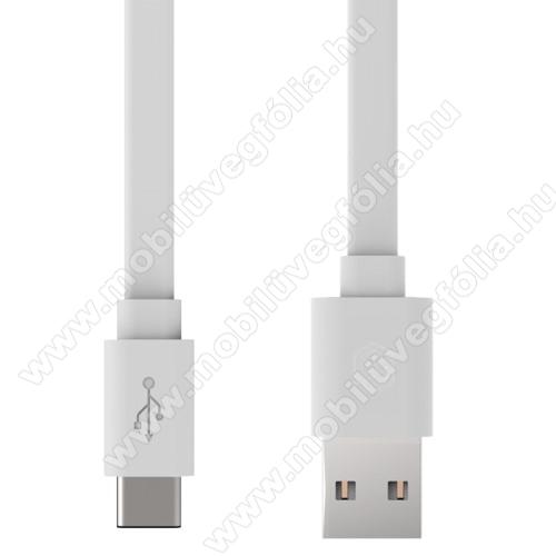 DJI Mavic AirNILLKIN 2A adatatátviteli kábel / USB töltő (120cm)- USB / USB Type-C - FEHÉR - GYÁRI