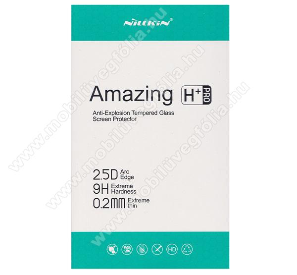 NILLKIN Amazing H+PRO előlap védő karcálló edzett üveg - 0.2mm, 9H, A képernyő sík részét védi - SAMSUNG SM-A515F Galaxy A51 - GYÁRI