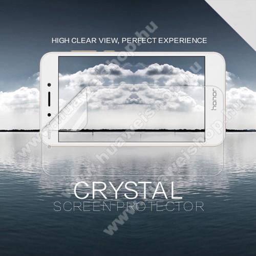 NILLKIN k�perny?v�d? f�lia - Crystal Clear - 1db, t�rl?kend?vel - Huawei Honor 6A - GY�RI