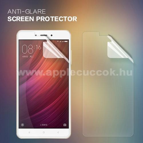 NILLKIN k�perny?v�d? f�lia - Anti Glare - 1db, t�rl?kend?vel - Xiaomi Redmi Note 4X (Global version) - GY�RI
