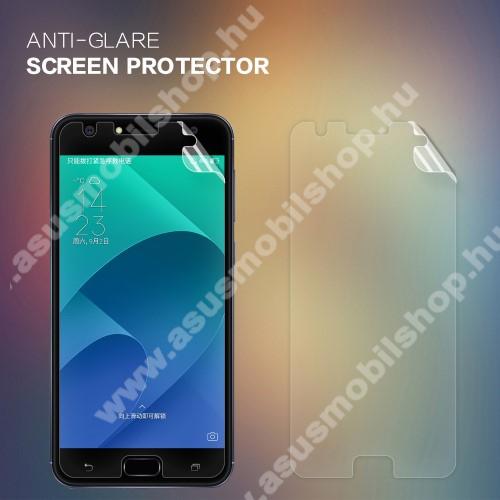 NILLKIN képernyővédő fólia - Anti Glare - 1db, törlőkendővel - ASUS Zenfone 4 Selfie (ZD553KL) - GYÁRI