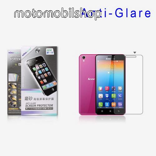 NILLKIN képernyővédő fólia - Anti Glare - 1db, törlőkendővel - Lenovo S850