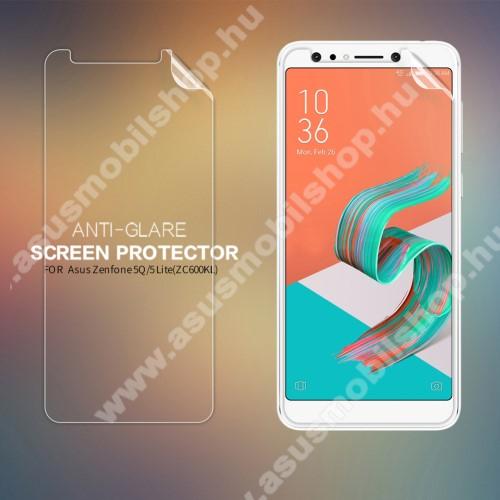NILLKIN képernyővédő fólia - Anti-Glare - MATT! - 1db, törlőkendővel - Asus Zenfone 5 Lite (ZC600KL) - GYÁRI
