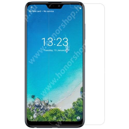 NILLKIN képernyővédő fólia - Anti-glare - MATT! - 1db, törlőkendővel - ASUS Zenfone Max Pro (M2) (ZB631KL) / ASUS Zenfone Max Pro (M2) (ZB630KL) - GYÁRI