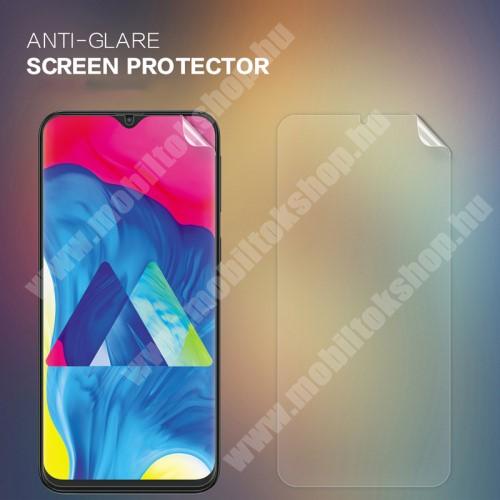 NILLKIN képernyővédő fólia - Anti-Glare - MATT! - 1db, törlőkendővel - SAMSUNG SM-M205F Galaxy M20 - GYÁRI