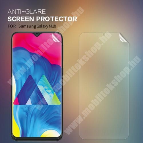 NILLKIN képernyővédő fólia - Anti-Glare - MATT! - 1db, törlőkendővel - SAMSUNG SM-M105F Galaxy M10 - GYÁRI