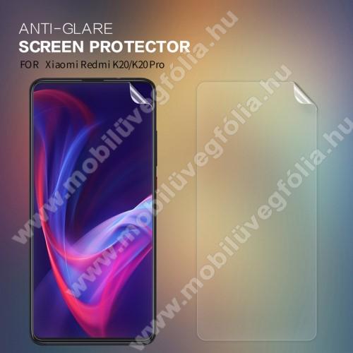 NILLKIN képernyővédő fólia - Anti-Glare - MATT! - 1db, törlőkendővel - Xiaomi Redmi K20 / Xiaomi Redmi K20 Pro / Xiaomi Mi 9T Pro / Xiaomi Mi 9T - GYÁRI