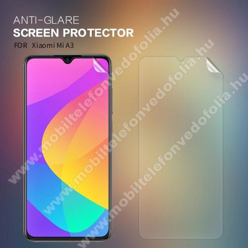 NILLKIN képernyővédő fólia - Anti-Glare - MATT! - 1db, törlőkendővel - Xiaomi Mi CC9e / Xiaomi Mi A3 - GYÁRI