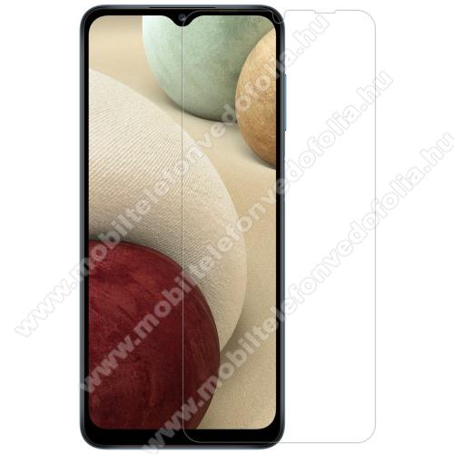NILLKIN képernyővédő fólia - Anti-Glare - MATT! - 1db, törlőkendővel, A képernyő sík részét védi! - SAMSUNG SM-A326 Galaxy A32 5G / SAMSUNG Galaxy A12 (SM-A125F) - GYÁRI