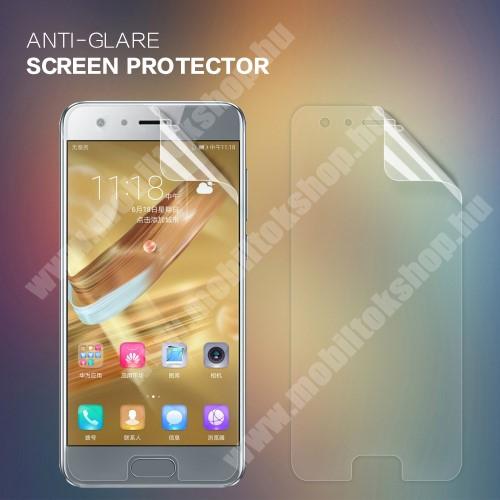 NILLKIN képernyővédő fólia - Anti-Glare - MATT! - 1db, törlőkendővel - HUAWEI Honor 9 / HUAWEI Honor 9 Premium - GYÁRI