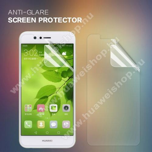 HUAWEI nova 2NILLKIN képernyővédő fólia - Anti-Glare - MATT! - 1db, törlőkendővel - HUAWEI Nova 2 - GYÁRI