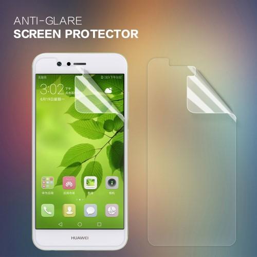 NILLKIN képernyővédő fólia - Anti-Glare - MATT! - 1db, törlőkendővel - HUAWEI Nova 2 - GYÁRI