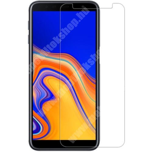 SAMSUNG SM-J610F Galaxy J6+ NILLKIN képernyővédő fólia - Crystal Clear - 1db, törlőkendővel - SAMSUNG SM-J610F Galaxy J6+ - GYÁRI