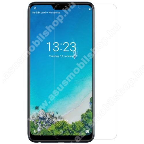 NILLKIN képernyővédő fólia - Crystal Clear - 1db, törlőkendővel - ASUS Zenfone Max Pro (M2) (ZB631KL) / ASUS Zenfone Max Pro (M2) (ZB630KL) - GYÁRI