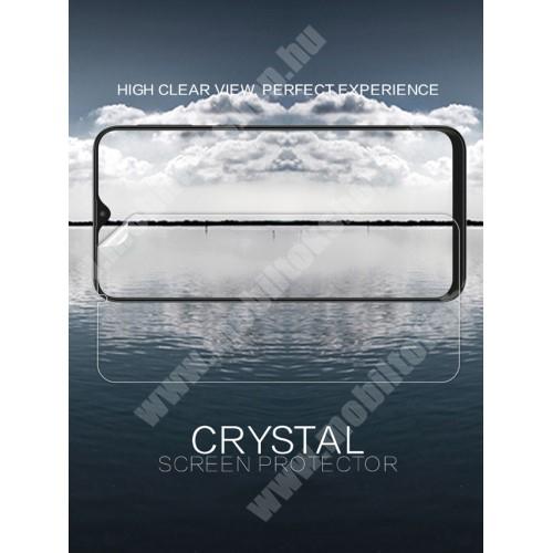 NILLKIN képernyővédő fólia - Crystal Clear - 1db, törlőkendővel - SAMSUNG SM-M105F Galaxy M10 - GYÁRI