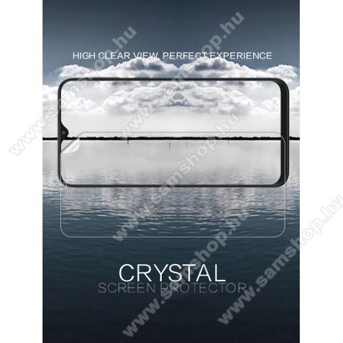 SAMSUNG Galaxy M10 (SM-M105F)NILLKIN képernyővédő fólia - Crystal Clear - 1db, törlőkendővel - SAMSUNG SM-M105F Galaxy M10 - GYÁRI