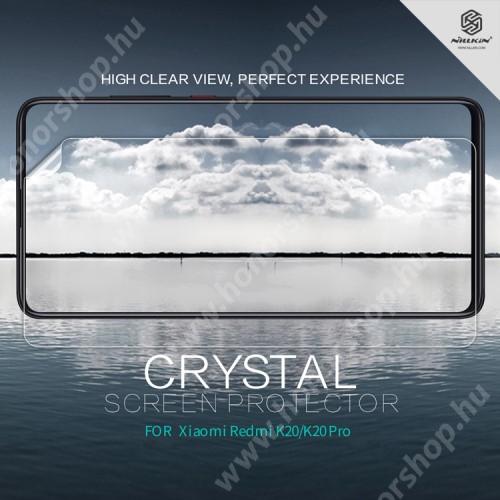 NILLKIN képernyővédő fólia - Crystal Clear - 1db, törlőkendővel - Xiaomi Redmi K20 / Xiaomi Redmi K20 Pro / Xiaomi Mi 9T Pro / Xiaomi Mi 9T - GYÁRI