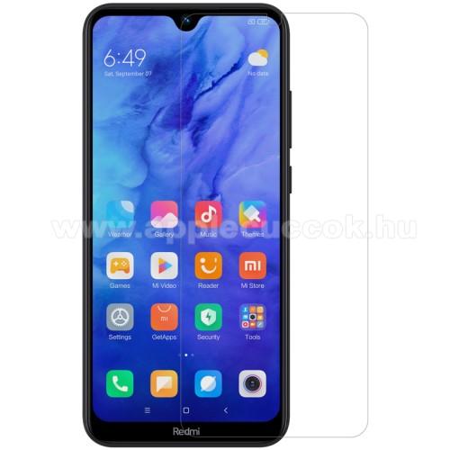 NILLKIN képernyővédő fólia - Crystal Clear - 1db, törlőkendővel - Xiaomi Redmi Note 8T - GYÁRI