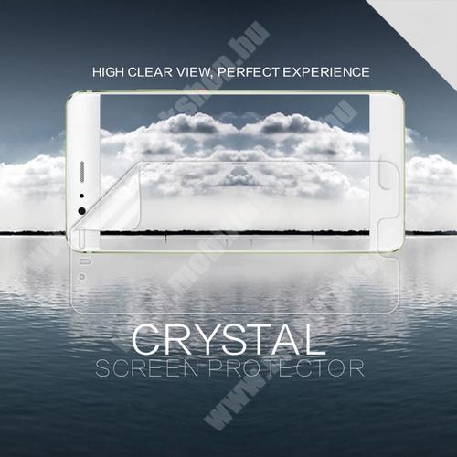 NILLKIN képernyővédő fólia - Crystal Clear - 1db, törlőkendővel - HUAWEI P10 Plus - GYÁRI
