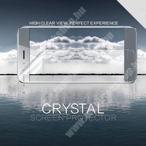 NILLKIN képernyővédő fólia - CRYSTAL HD Clear - 1db, törlőkendővel - HUAWEI Honor 9 / HUAWEI Honor 9 Premium - GYÁRI