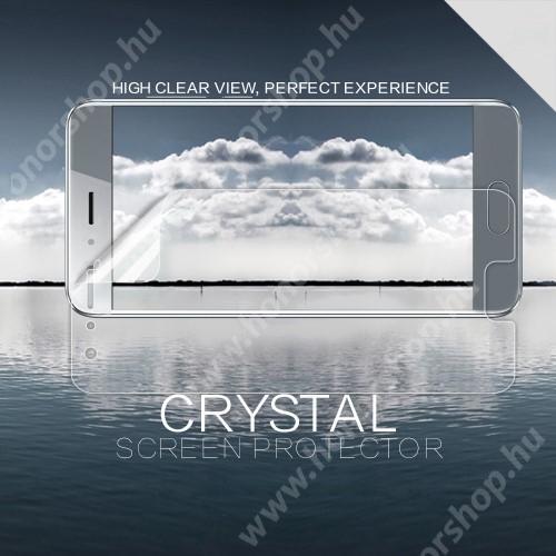 HUAWEI Honor 9 NILLKIN képernyővédő fólia - CRYSTAL HD Clear - 1db, törlőkendővel - HUAWEI Honor 9 / HUAWEI Honor 9 Premium - GYÁRI