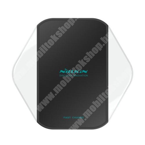 Meizu C9 NILLKIN Magic Cube - MC012 - QI Univerzális vezeték nélküli töltő - 5V / 1A  - FEKETE - GYÁRI
