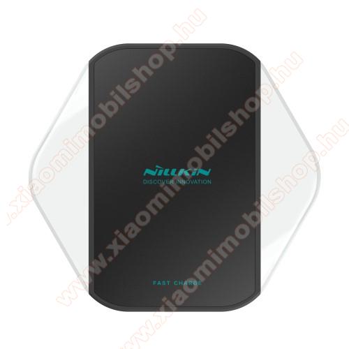 Xiaomi Redmi Note 7NILLKIN Magic Cube - MC012 - QI Univerzális vezeték nélküli töltő - 5V / 1A  - FEKETE - GYÁRI