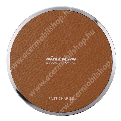 ACER Iconia Tab 7 A1-713 NILLKIN Magic Disk III - QI Univerzális vezeték nélküli töltő - 5V / 2A, 9V / 1.7A  - BARNA