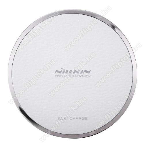 HUAWEI MediaPad T5 10NILLKIN Magic Disk III - QI Univerzális vezeték nélküli töltő - 5V / 2A, 9V / 1.7A  - FEHÉR
