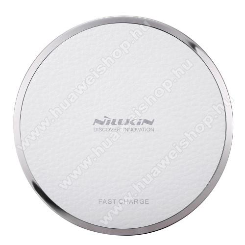 HUAWEI MediaPad T2 10.0 ProNILLKIN Magic Disk III - QI Univerzális vezeték nélküli töltő - 5V / 2A, 9V / 1.7A  - FEHÉR